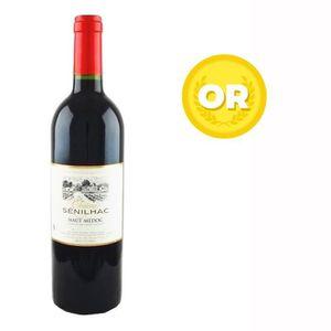 VIN ROUGE Château Sénilhac 2011 Haut Médoc - Vin rouge de Bo
