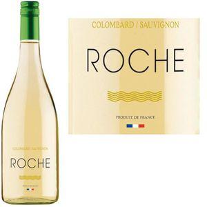 VIN BLANC Roche 2013 IGP gascogne blanc sec