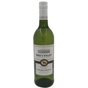 VIN BLANC BIRDS VALLEY Chenin Chardonnay Vins d'Afrique du S