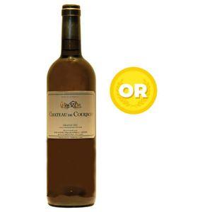 VIN BLANC Château de Courbon 2016 Graves  - Vin blanc de Bor