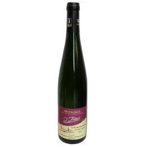 VIN BLANC Domaine Fritsch Joseph 2016  Gewurztraminer - Vin