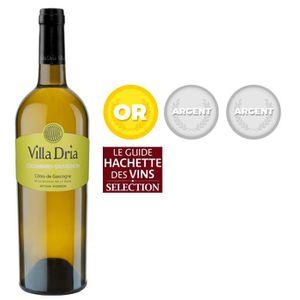 VIN BLANC Domaine Villa Dria 2017 Sauvignon - Vin blanc des