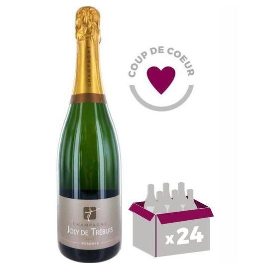 Champagne millésimé conservation