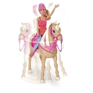 poupe barbie cheval de danse - Barbie Cheval