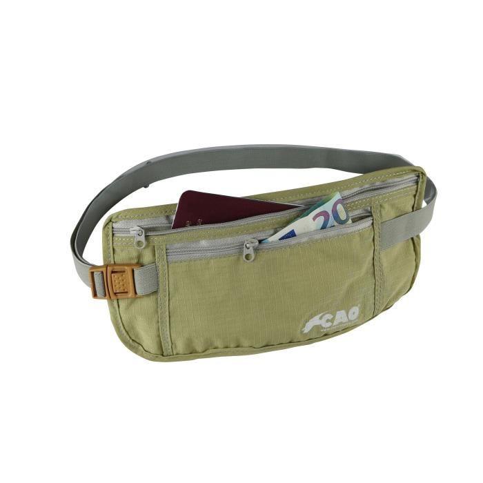 1b6c75097074 Pochette ceinture de voyage - Achat   Vente pas cher