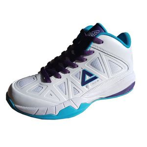 6f4ce10088a03 CHAUSSURES BASKET-BALL PEAK Chaussures de basketball Game 1 - Enfant - Bl  ...