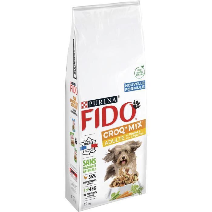 Favori Nourriture pour chien Fido - Achat / Vente Nourriture pour chien  FQ04