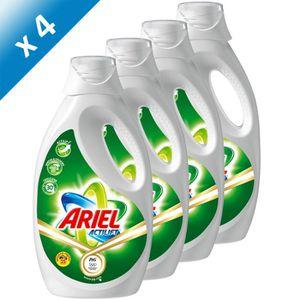 LESSIVE ARIEL Lessive liquide Régulier 25 Lavages (x4)