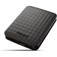 DISQUE DUR EXTERNE MAXTOR M3 Disque dur externe HDD M101TCBM - 1 To -