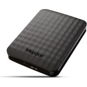 DISQUE DUR EXTERNE Maxtor Disque Dur Externe - M3 Portable - STSHX-M1
