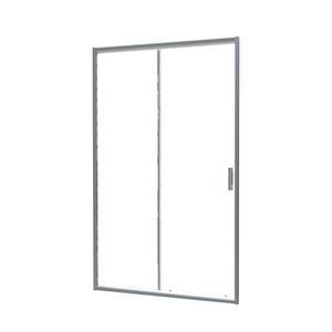 paroi de douche coulissante 120 achat vente paroi de douche coulissante 120 pas cher cdiscount. Black Bedroom Furniture Sets. Home Design Ideas