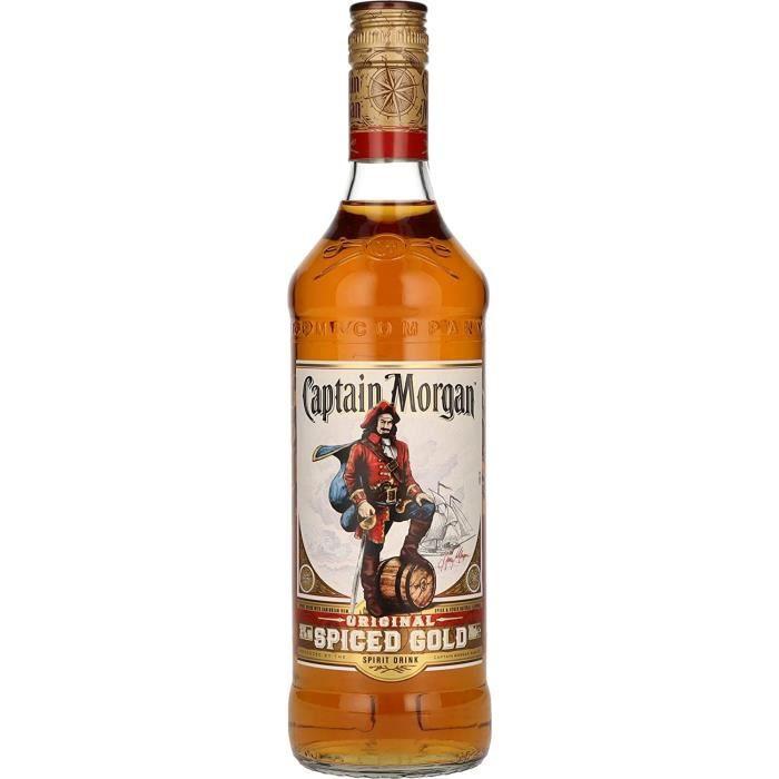 RHUM Captain Morgan spiced  70cl