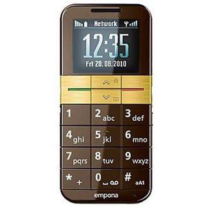 Téléphone GSM EMPORIA ELEGANCE V35 NOIR