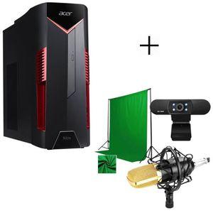 UNITÉ CENTRALE  Unité Centrale Gamer ACER Nitro N50-600 - Core i5-