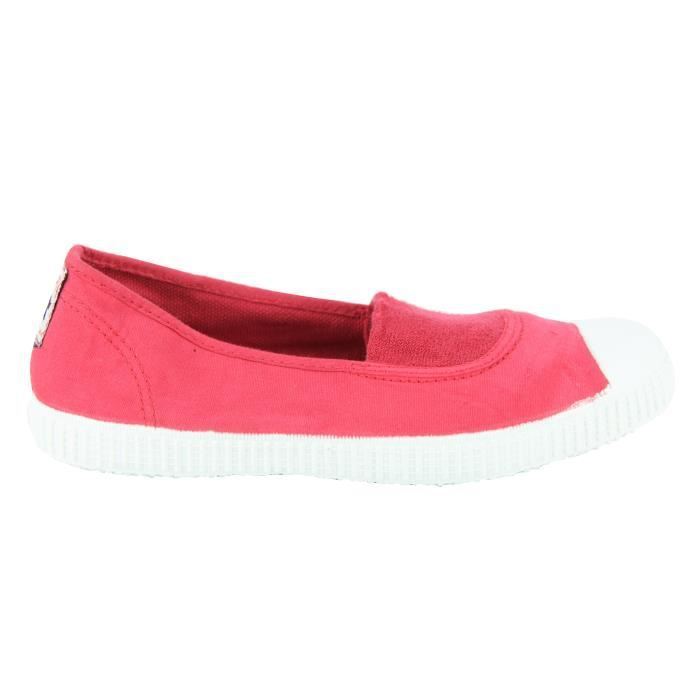BALLERINE CHIPIE SHOES Ballerines de Ville Jazz Rouge Cerise