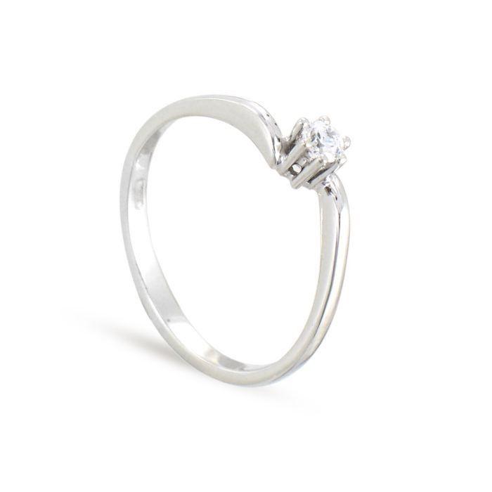recherche d'authentique doux et léger boutique officielle TOUS MES BIJOUX Solitaire Or 375° et Diamant - Achat / Vente ...