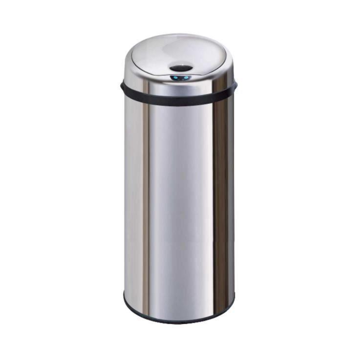poubelle 40 litres achat vente poubelle 40 litres pas. Black Bedroom Furniture Sets. Home Design Ideas