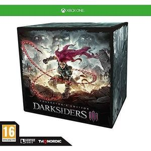 CONSOLE XBOX DARKSIDERS III Collector Edition Jeux Xbox One