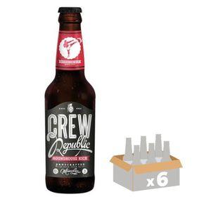 BIÈRE CREW REPUBLIC ROUNDHOUSE KICK Bière Brune 9,2° 0,3