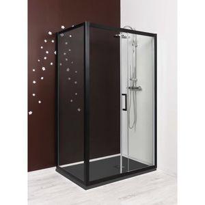 paroi de douche achat vente paroi de douche pas cher. Black Bedroom Furniture Sets. Home Design Ideas
