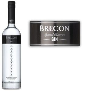 GIN Brecon special reserve  Gin 70cl 40° fait à Pender