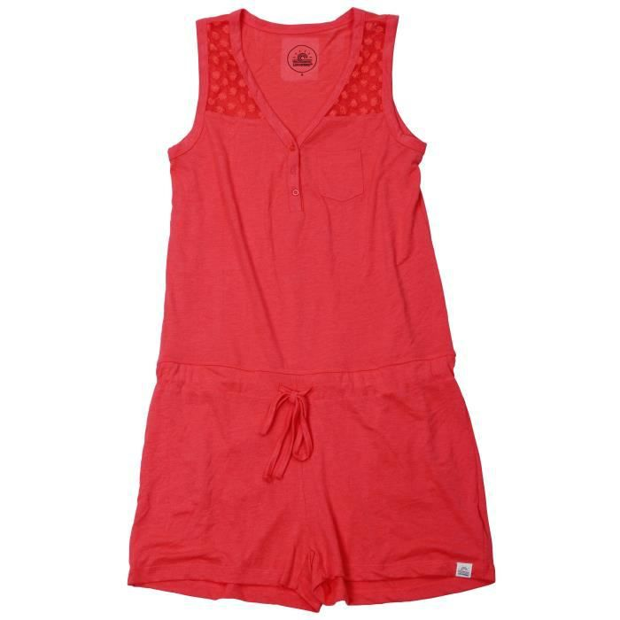 The Femme Over Rainbow Corail Combishort Longboard nk80PwO