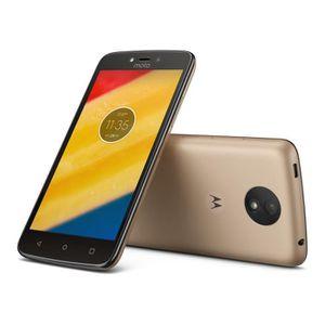 SMARTPHONE Motorola Moto C Plus Or