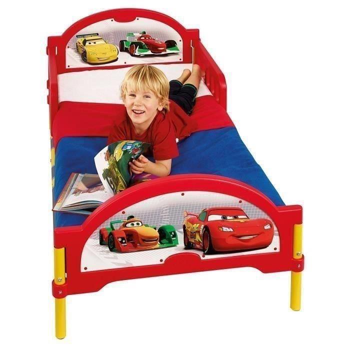 lit de cars achat vente jeux et jouets pas chers. Black Bedroom Furniture Sets. Home Design Ideas