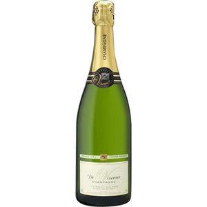 CHAMPAGNE DE VISCOUR Grand cru Champagne - Brut - 75 cl