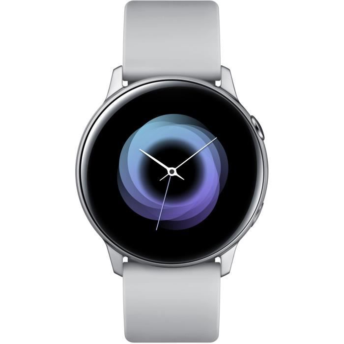 MONTRE CONNECTÉE Samsung Galaxy Watch Active - Gris