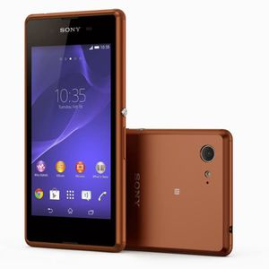 SMARTPHONE Sony XPERIA E3 Cuivre