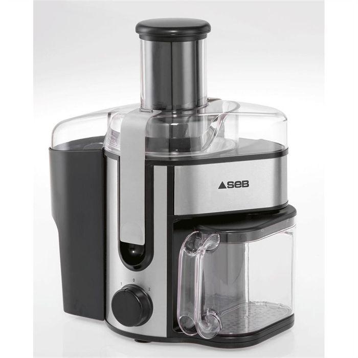 Seb ze810d02 achat vente centrifugeuse cuisine cdiscount - Extracteur de jus moulinex zu255b10 ...