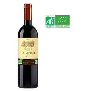 VIN ROUGE Domaine de Lalanne 2015 Madiran - Vin rouge du Sud