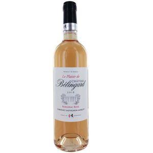 VIN ROSÉ Château Bélingard 2016 Bergerac - Vin rosé du Sud-