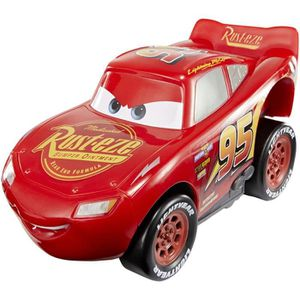 VOITURE - CAMION CARS - Press & go Flash McQueen