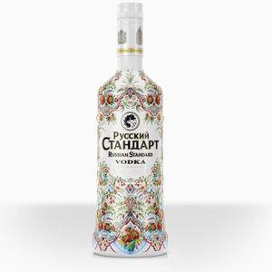 VODKA Russian Standard - Vodka de céréales - Russie - 40