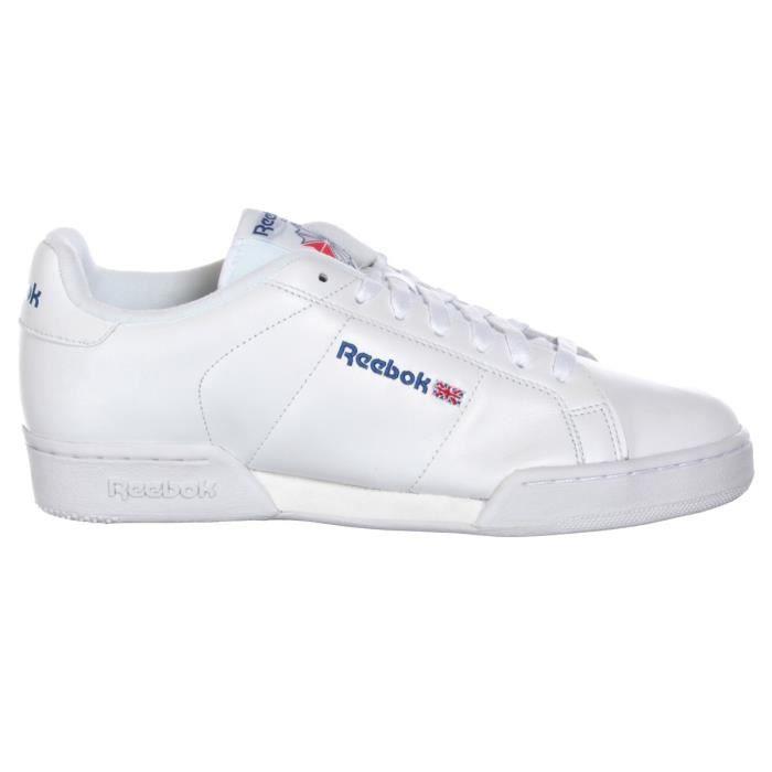 REEBOK Baskets Multisport NPC II - Homme - Blanc