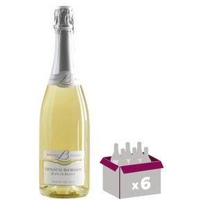 VIN BLANC Loiseau - Bichot Crémant de Bourgogne Blanc de Bla