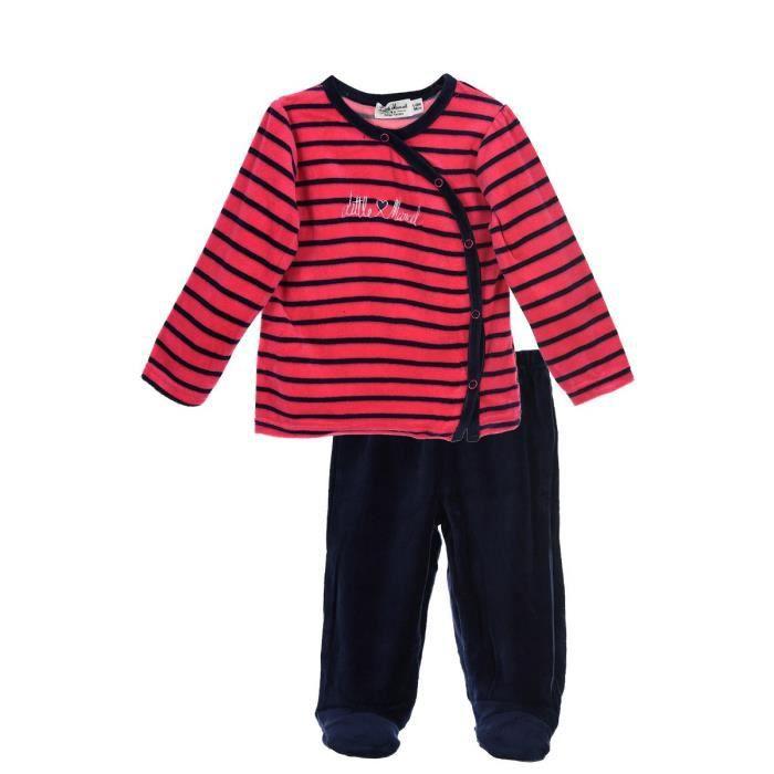35bc1ba02cce9 Pyjama bebe 2 pieces - Achat   Vente pas cher