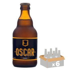 BIÈRE OSCAR Bière Blonde 0,33 L x 6
