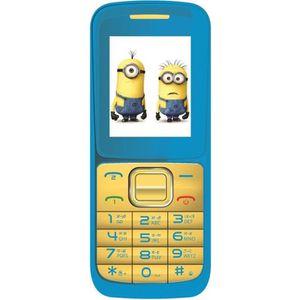 TÉLÉPHONE JOUET LES MINIONS Téléphone Portable Lexibook