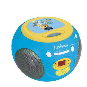 RADIO CD ENFANT LES MINIONS - Lecteur Radio CD Enfant