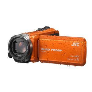 CAMÉSCOPE NUMÉRIQUE JVC GZ-R415DEU Caméscope Tout-Terrain Etanche Full