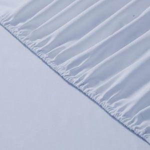 drap housse matelas epais 160x200 top excellent drap. Black Bedroom Furniture Sets. Home Design Ideas