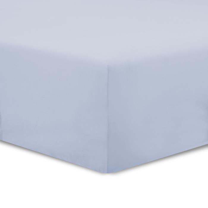 drap housse 200x200 achat vente pas cher. Black Bedroom Furniture Sets. Home Design Ideas