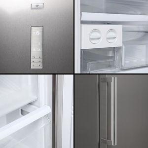 congelateur armoire 360 litres achat vente pas cher. Black Bedroom Furniture Sets. Home Design Ideas