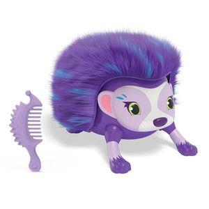 ANIMAL VIRTUEL ZOOMER Robot Hérisson Hedgiez - Dizzy Violet Spinm