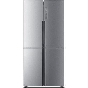 RÉFRIGÉRATEUR CLASSIQUE HAIER HTF-456DM6 - Réfrigérateur multi-portes - 45