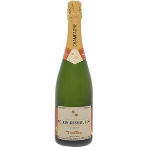 CHAMPAGNE VOIRIN DEMOUSLIN Champagne - Demi sec - 75 cl
