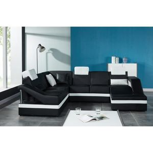 canape d angle 10 places achat vente canape d angle 10. Black Bedroom Furniture Sets. Home Design Ideas